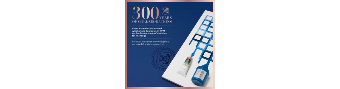 Lefranc & Bourgeois Paris - 300 χρόνια εμπειρίας