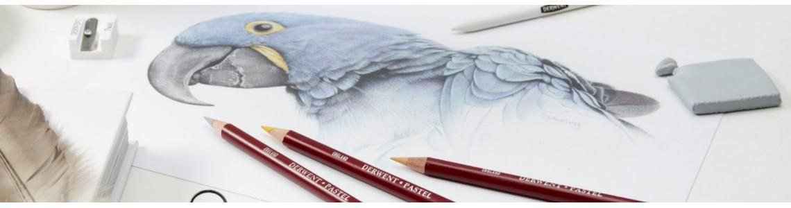 Συμβουλές για ακόνισμα μολυβιών Pastel με τον Martin Aveling