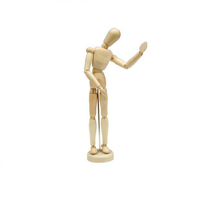 Μανεκέν Ανδρας 30cm
