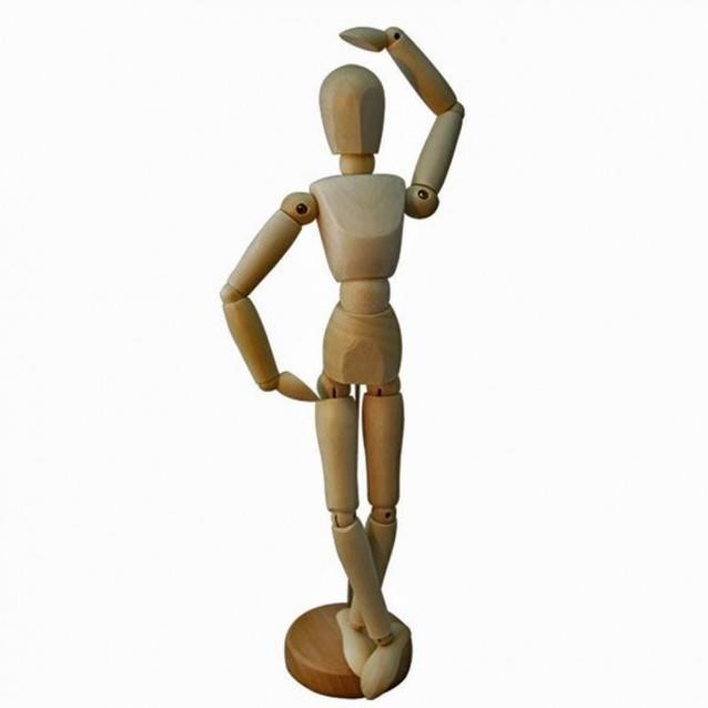 Μανεκέν Γυναίκα 30cm