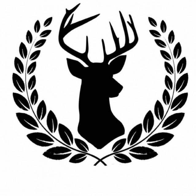 Stamperia Χονδρό Στένσιλ 0,5mm 18x18cm Deer