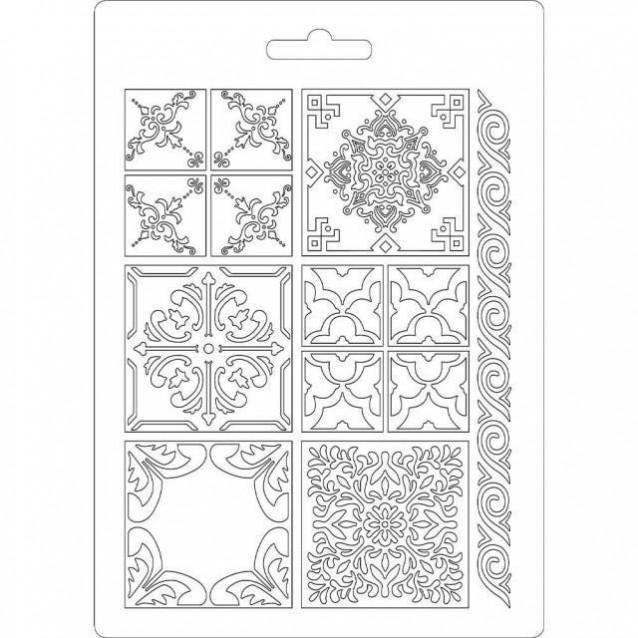 Stamperia Φόρμα Πηλού Α5 Azulejos