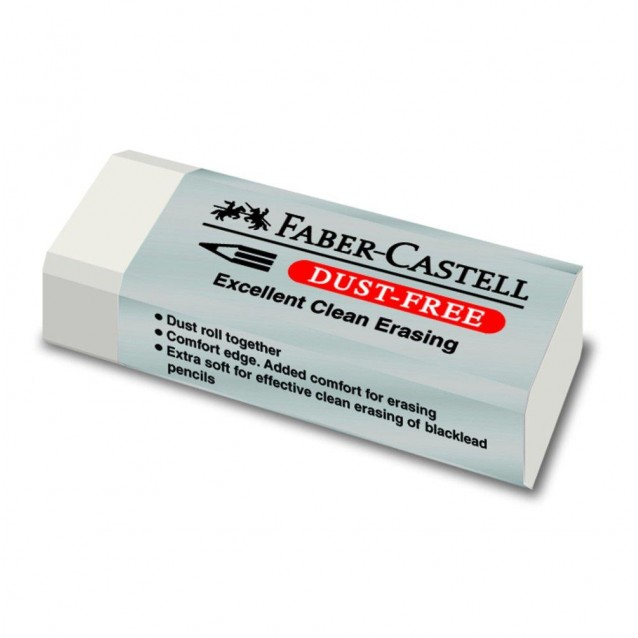 Faber Castell Γόμα Dust Free