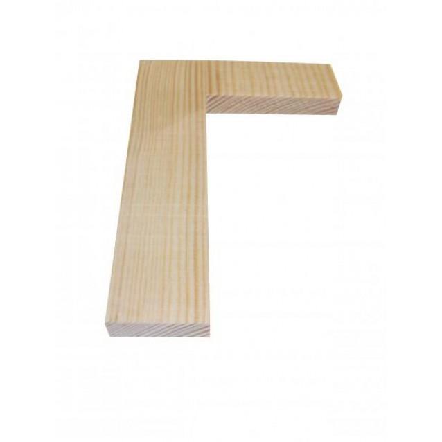 Ξύλινo Γράμμα 10cm - Γ
