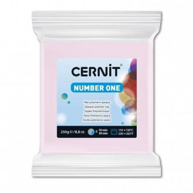 Cernit 250gr Number One No.475 Ροζ