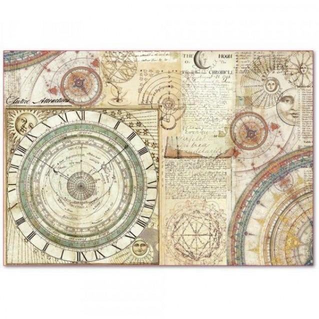 Stamperia Ριζόχαρτο Decoupage 48x33cm Alchemy Astronomy
