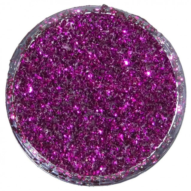 Snazaroo 12ml Face Painting Glitter Dust Φούξια