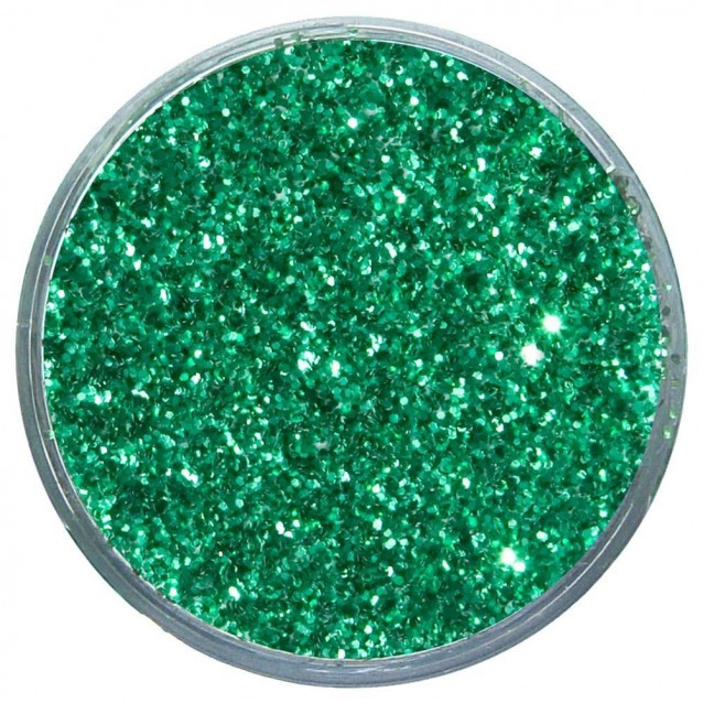 Snazaroo 12ml Face Painting Glitter Dust Πράσινο