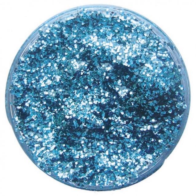 Snazaroo 12ml Face Painting Glitter Gel Μπλε