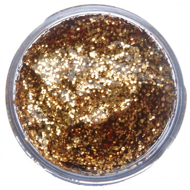 Snazaroo 12ml Face Painting Glitter Gel Χρυσό