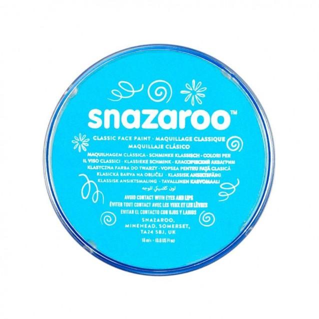 Snazaroo 18ml Κρέμα Face Painting Classic Turquoise
