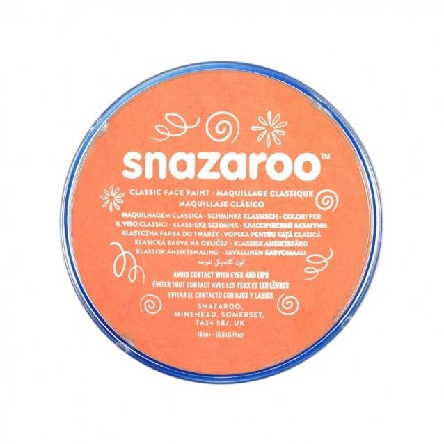 Snazaroo 18ml Κρέμα Face Painting Classic Apricot