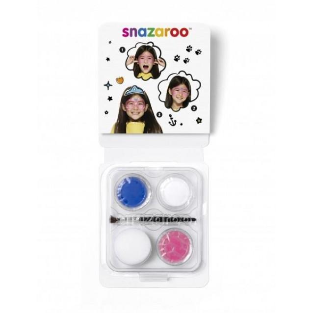 Snazaroo Mini Set Face Paint Μάσκα
