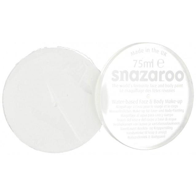 Snazaroo 75ml Κρέμα Face Painting White
