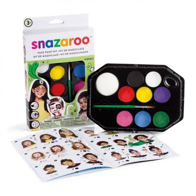 Snazaroo Σετ Face Painting Unisex