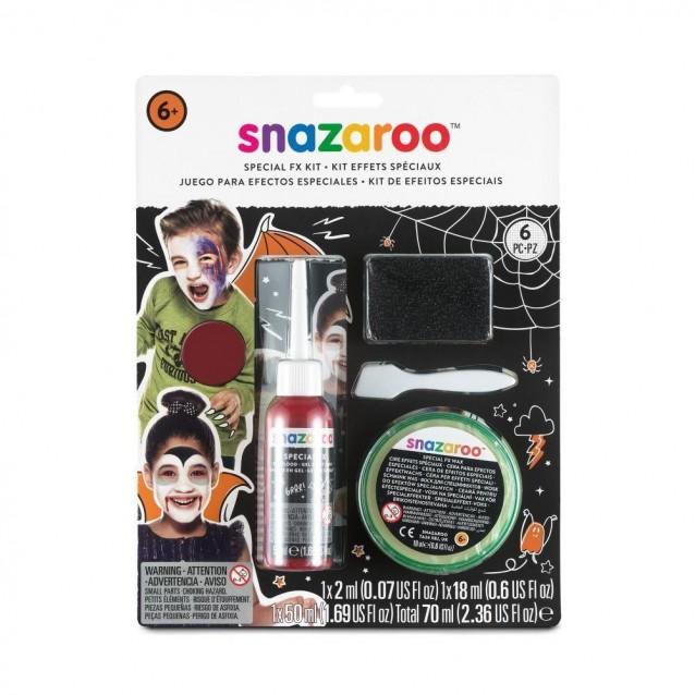 Snazaroo Σετ Μακιγιάζ Ειδικών Εφέ