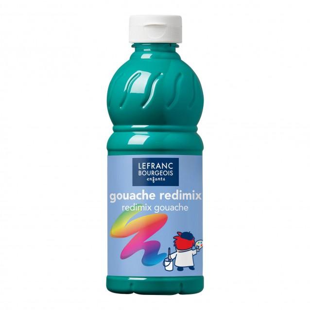 Lefranc & Bourgeois 500 ml Τέμπερα Redimix 529 Viridian Green