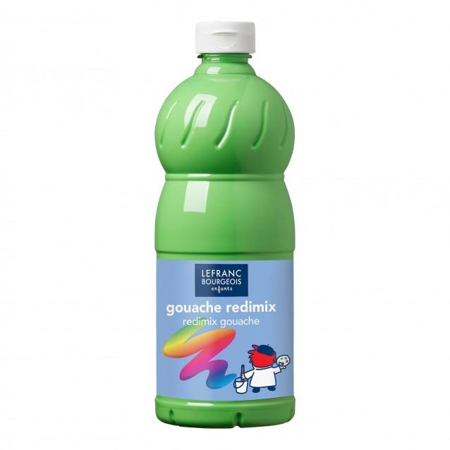 Lefranc & Bourgeois 1 lt Τέμπερα Redimix 556 Light Green