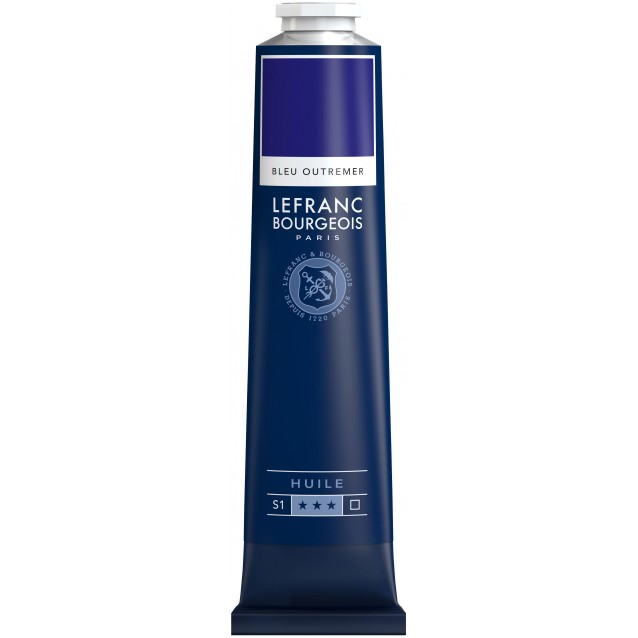 Lefranc & Bourgeois 150ml Fine Λάδι 043 Ultramarine Blue
