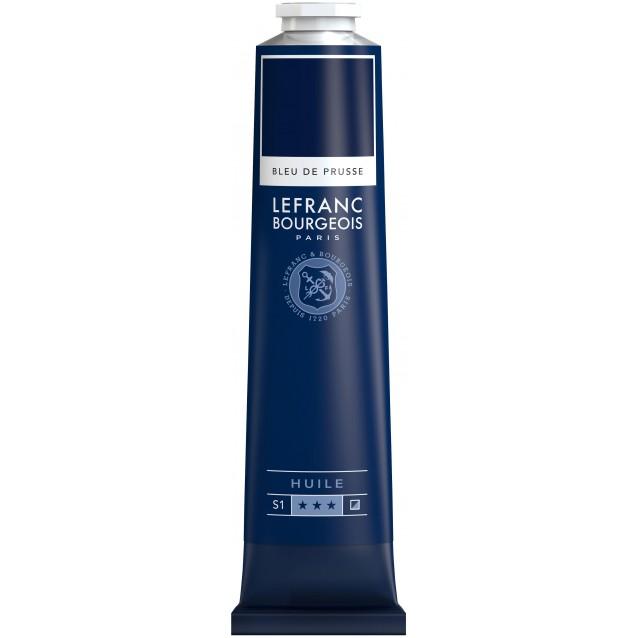 Lefranc & Bourgeois 150ml Fine Λάδι 046 Prussian Blue
