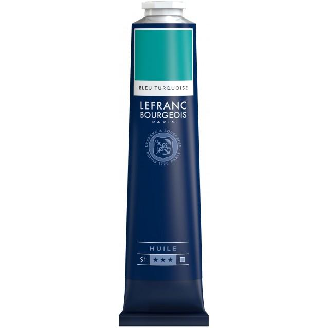 Lefranc & Bourgeois 150ml Fine Λάδι 050 Turquoise Blue