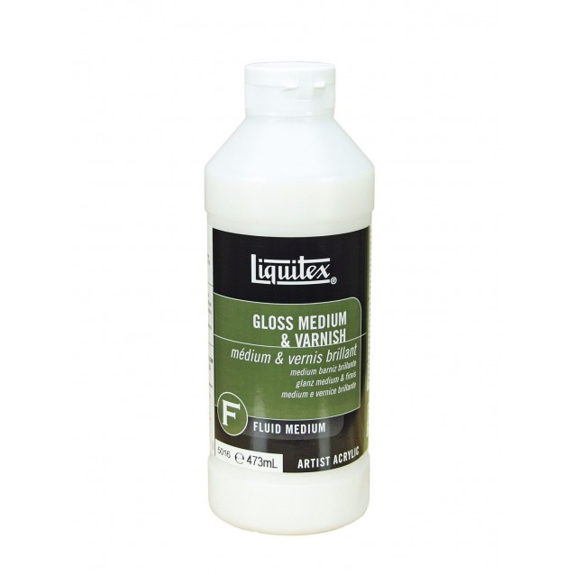 Liquitex Professional 473ml Gloss Medium