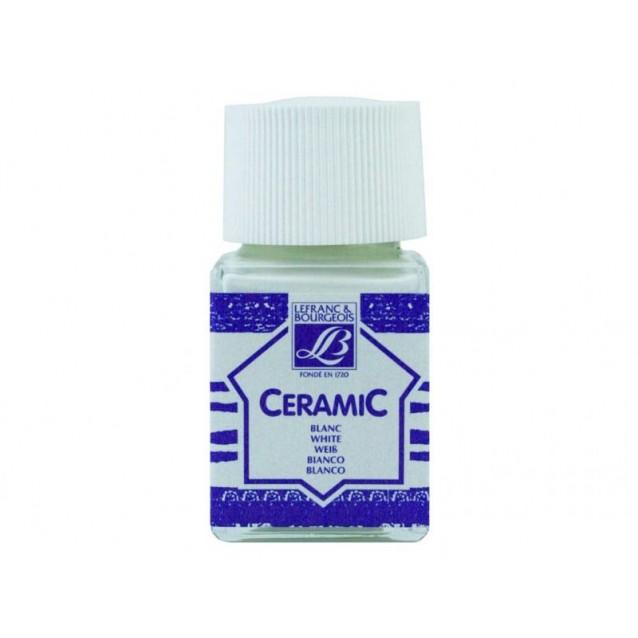 Lefranc & Bourgeois 50ml Ceramic 001 White