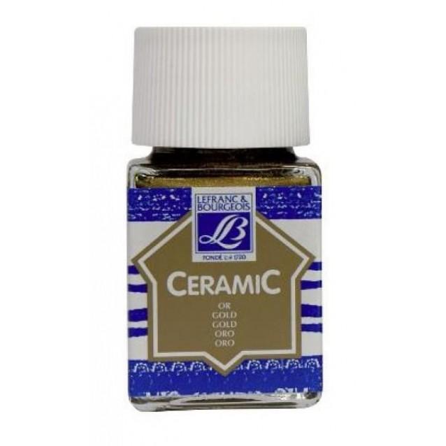 Lefranc & Bourgeois 50ml Ceramic 700 Gold