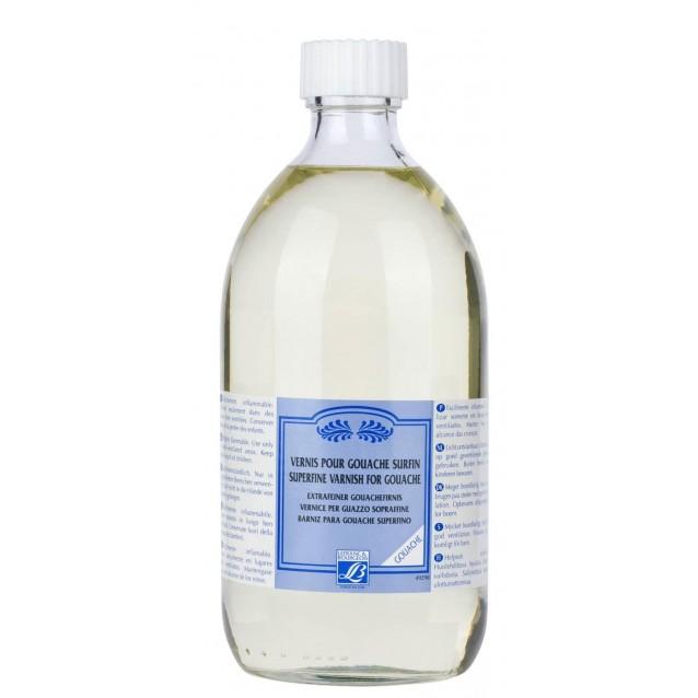 Lefranc & Bourgeois 500 ml Gouache Superfine Varnish