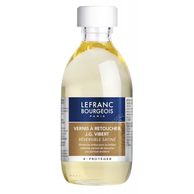 Lefranc & Bourgeois 250 ml Retouching Varnish Vibert
