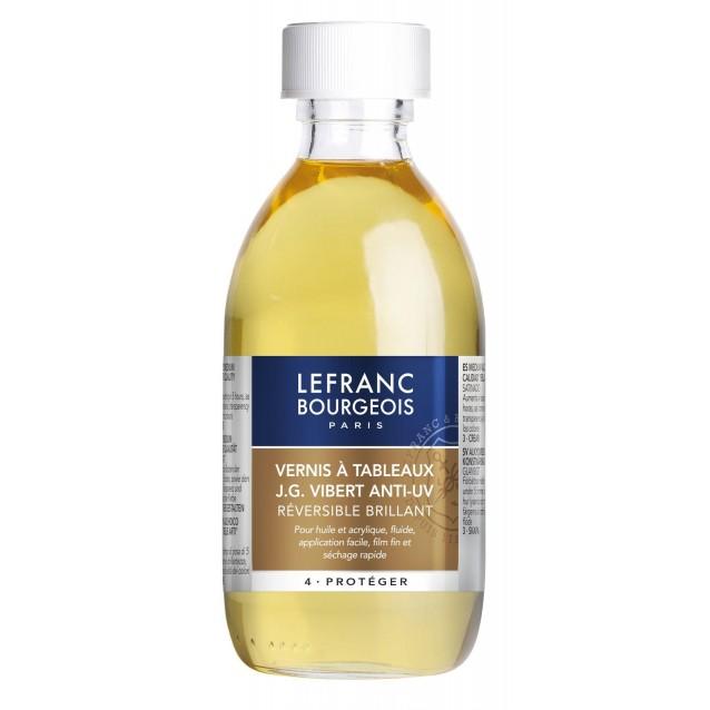 Lefranc & Bourgeois 250 ml Picture Varnish Vibert