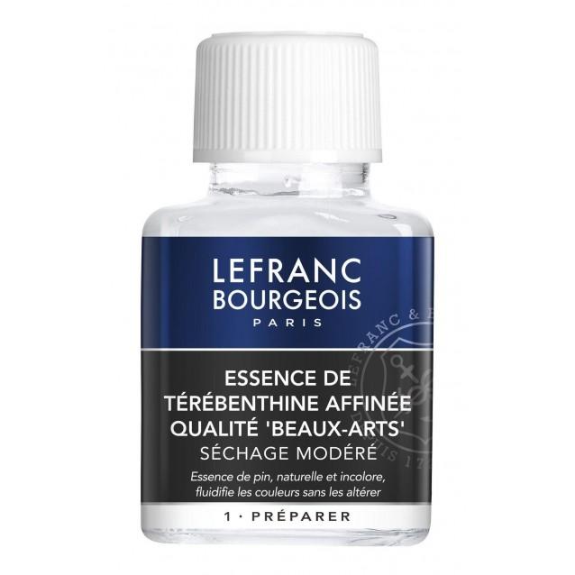Lefranc & Bourgeois 75 ml Τερεβινθέλαιο (Turpentine Rectified)
