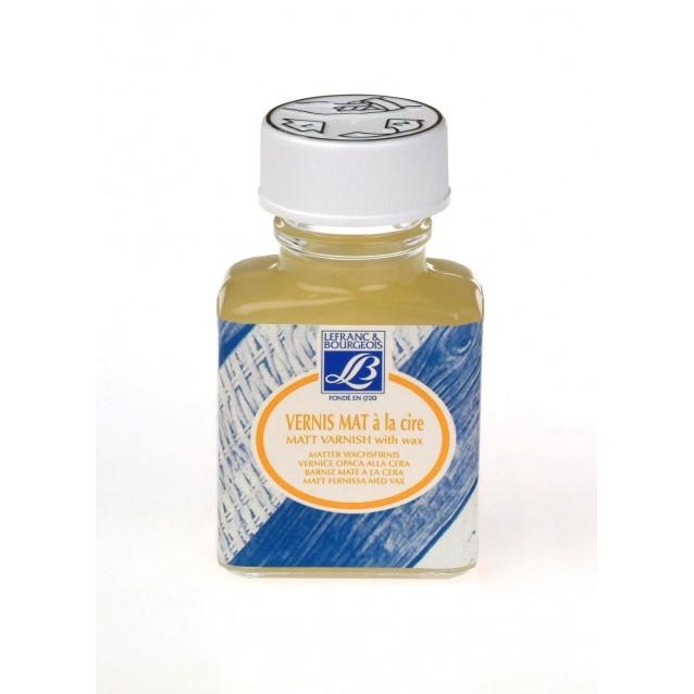 Lefranc & Bourgeois 75 ml Wax Based Matt Varnish
