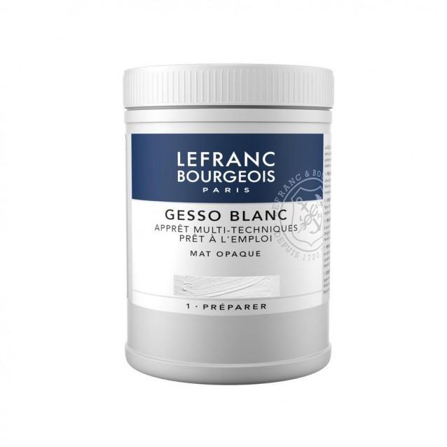 Lefranc & Bourgeois 500ml Έτοιμη Προετοιμασία Gesso