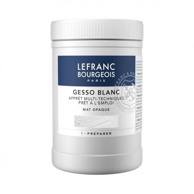 Lefranc & Bourgeois 1 lt Έτοιμη Προετοιμασία Gesso