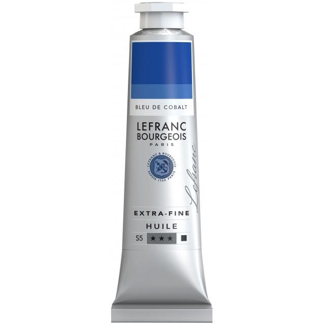 Lefranc & Bourgeois 40 ml Artists Oil 030 Series 5 Cobalt Blue