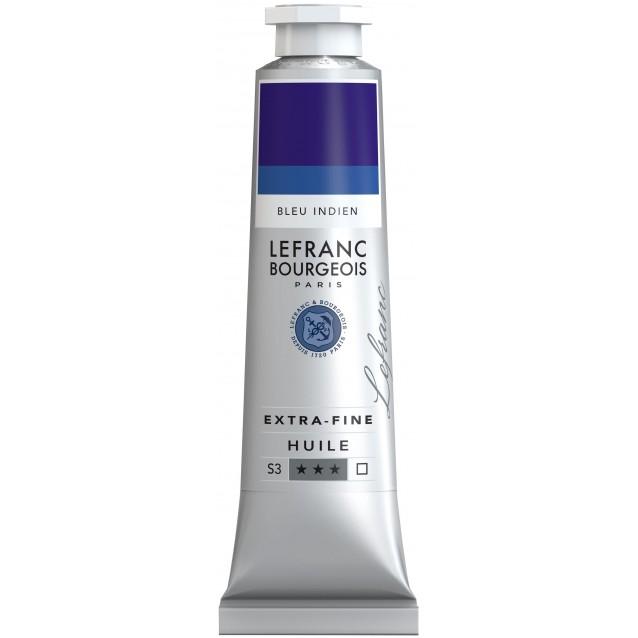 Lefranc & Bourgeois 40 ml Artists Oil 039 Series 3 Indanthrene Blue