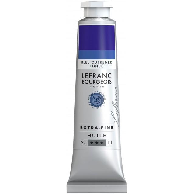 Lefranc & Bourgeois 40 ml Artists Oil 055 Series 2 Ultramarine Deep