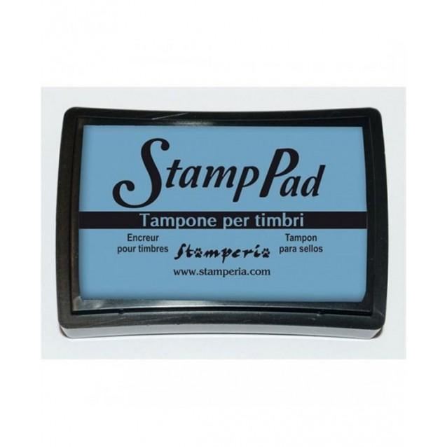 Stamperia Μεγάλο Ταμπόν 7,5x5cm Γαλάζιο
