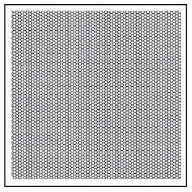 Stamperia Ακρυλική Σφραγίδα 10x10cm Υφή Κυψέλης
