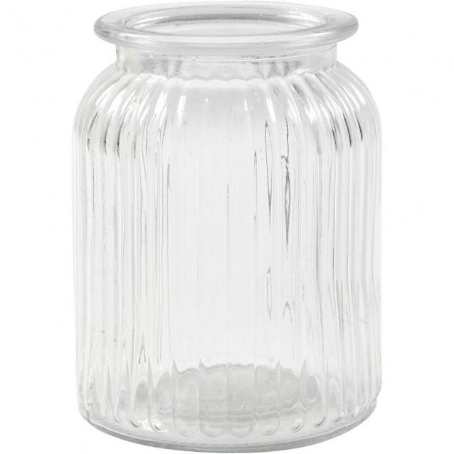 Γυάλινο Βάζο 14,5Χ11cm