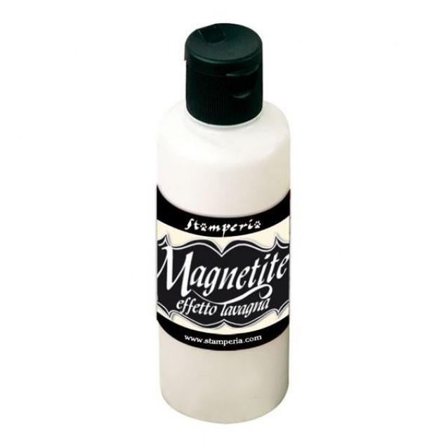 Stamperia 100 ml Μαγνητικό Χρώμα Μαύρο