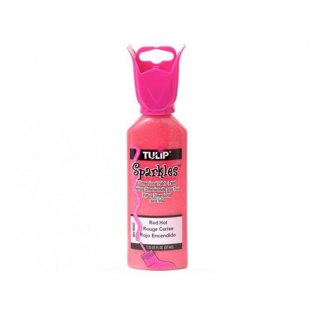 Tulip 37ml Glitter Red Hot