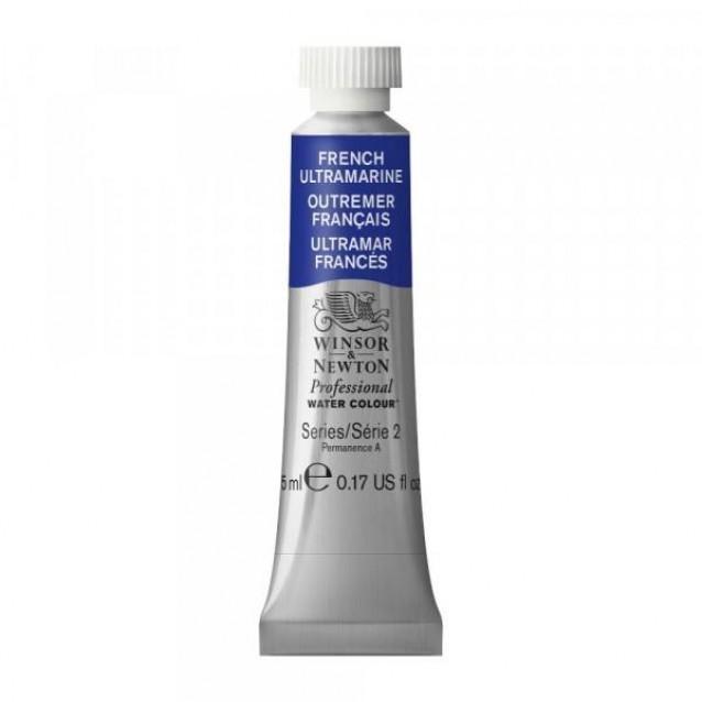 Winsor & Newton 5ml Professional Ακουαρέλα 263 French Ultramarine Series 2