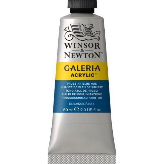 Winsor & Newton 60ml Galeria Acrylic Prussian Blue