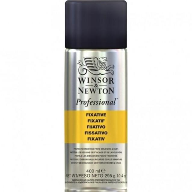 Winsor & Newton 400ml Fixative Καρβούνου σε Σπρέι