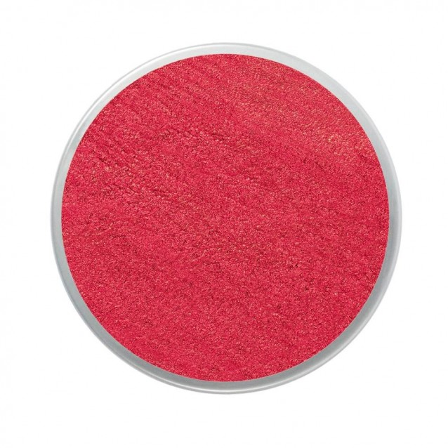 Snazaroo 18ml Κρέμα Face Painting Sparkle Red