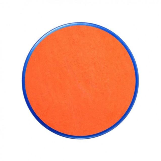 Snazaroo 18ml Κρέμα Face Painting Classic Orange