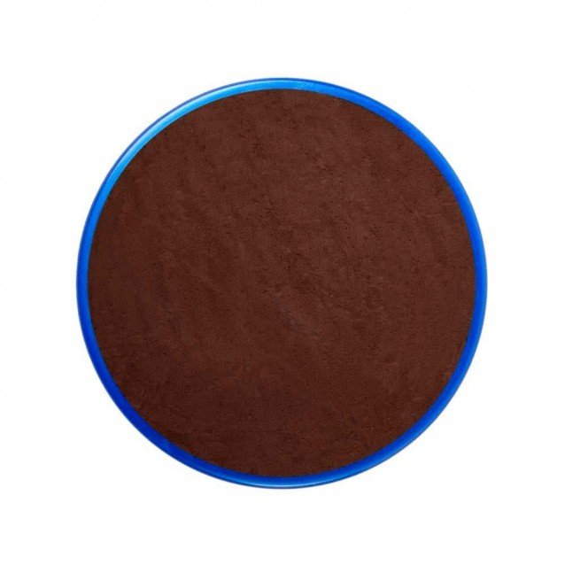 Snazaroo 18ml Κρέμα Face Painting Classic Dark Brown