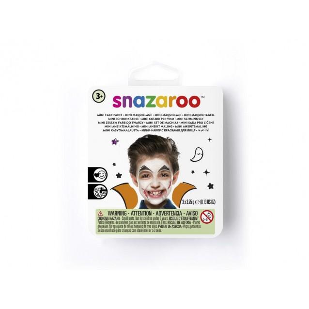 Snazaroo Mini Set Face Paint Δράκουλας